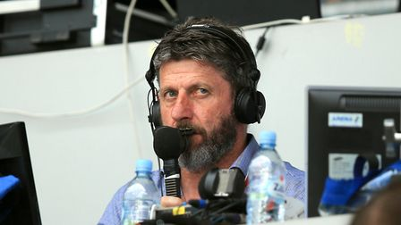 Ex-Norwich City midfielder Andy Townsend has spoken of the horror of discovering the news about the