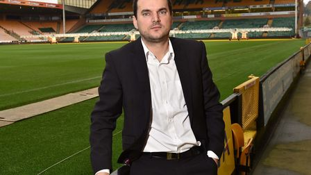 Norwich City sporting director Stuart Webber has laid down the gauntlet to City supporters - encoura