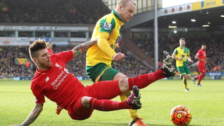 Steven Naismith would prove an expensive mistake for Norwich City. Picture: Paul Chesterton/Focus Im