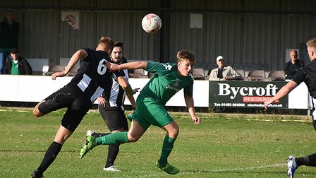 Connor Ingram was on target as Gorleston recorded a comfortable win over Norwich Under-23s in a frie