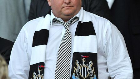 Mike Ashley has proved a divisive owner during his time in charge of Newcastle Picture: Owen Humphre