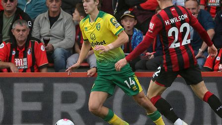 Todd Cantwell is one of the Norwich City players who has forced Football Manager into a positive cha