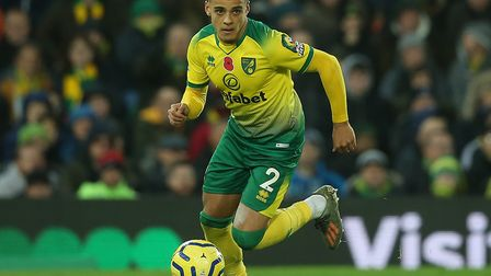 Canaries right-back Max Aarons' rating needed a huge boost from Football Manager during last season