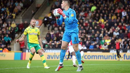 Jack Butland has been linked with a move to Norwich City. Picture: Paul Chesterton/Focus Images