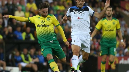 Patrick Roberts can still force his way into Daniel Farke's Norwich City plans Picture: Paul Chester