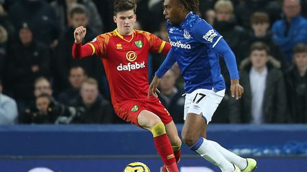 Sam Byram grabbed his chance against Everton Picture: Paul Chesterton/Focus Images