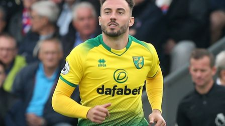 Norwich City striker Josip Drmic had to drop out of the Switzerland squad with a hamstring injury Pi