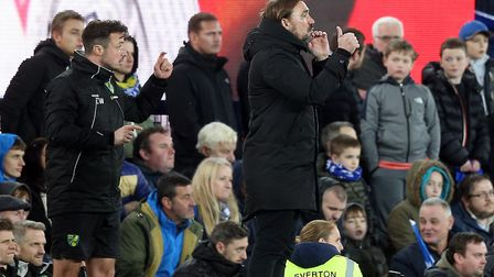Daniel Farke has brought a progressive style of play to Carrow Road. Picture: Paul Chesterton/Focus