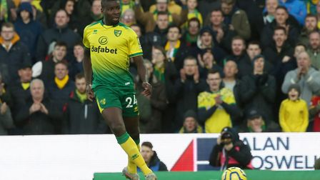 Ibrahim Amadou impressed at the heart of Norwich City's midfield. Picture: Paul Chesterton/Focus Ima