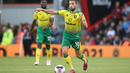 Moritz Leitner has found himself in the shadows at Carrow Road again, but how does the German re-est