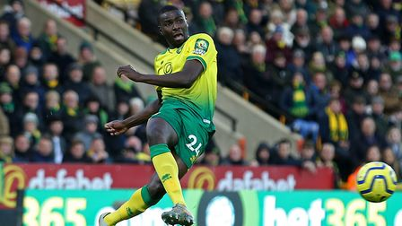 Ibrahim Amadou filled the void left by Alex Tettey Picture: Paul Chesterton/Focus Images