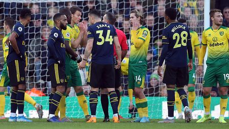 Norwich City felt the thin end of the wedge again with the VAR-system in a 2-2 Premier League draw w