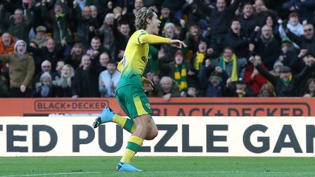 Todd Cantwell has been in superb form recently for Norwich City. Picture: Paul Chesterton/Focus Imag
