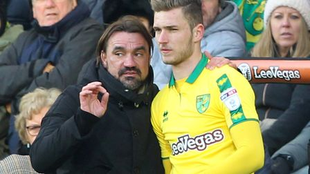 The small details will be important for Daniel Farke against Wolves Picture: Paul Chesterton/Focus I
