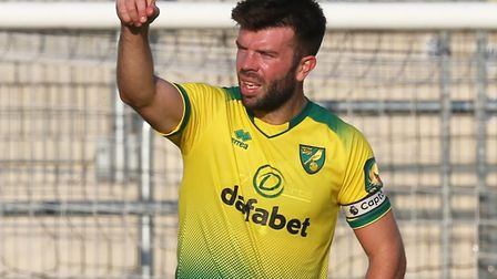 Grant Hanley has been sidelined since the Chelsea defeat in August Picture: Paul Chesterton/Focus Im