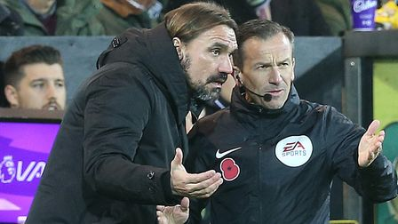 Norwich City head coach Daniel Farke is looking forward to his latest touchline tussle with Sheffiel