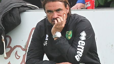 Daniel Farke insists he is not hung up on the art of zonal marking Picture: Paul Chesterton/Focus Im