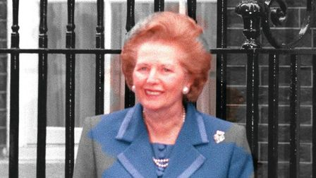22ND NOVEMBER : On this day in 1990 Margaret Thatcher handed in her Resignation. Margaret Thatcher a