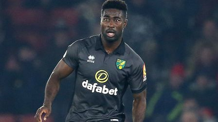 Alex Tettey should be available for Norwich City's Premier League clash against Sheffield United. Pi