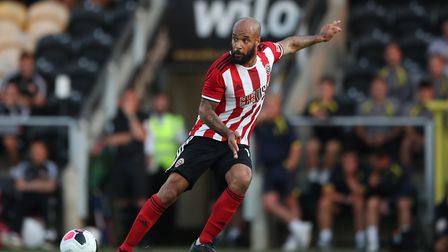 Sheffield United's David McGoldrick - great performer this season Picture: PA