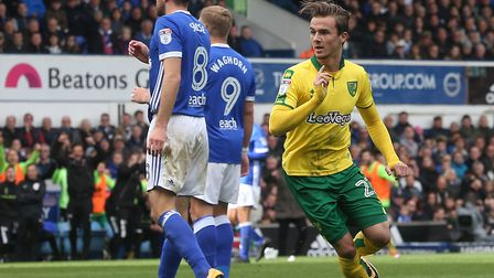 Former Norwich City midfielder James Maddison etched his name into East Anglian derby folklore with