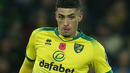 Ben Godfrey has started all 16 of Norwich City's matches in the premier League so far this season Pi
