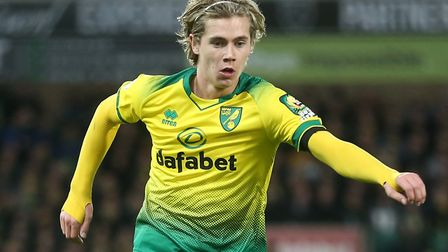 Would Todd Cantwell be in your Norwich City starting XI at Leicester? Picture: Paul Chesterton/Focus