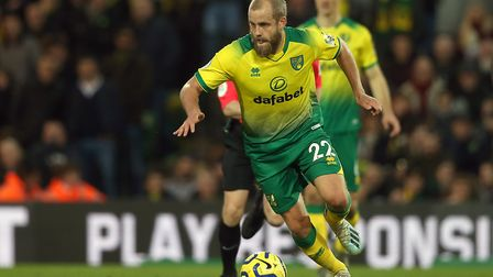Teemu Pukki has been nominated for two awards in Finland Picture: Paul Chesterton/Focus Images Ltd