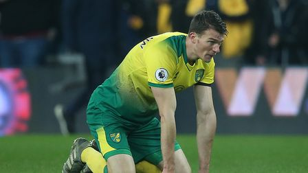 Christoph Zimmermann knows Norwich City have to try and bounce back against Tottenham from a Boxing