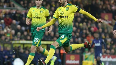 Mario Vrancic fired Norwich City in front in another eventful Carrow Road Premier League outing agai