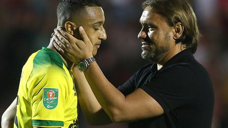 Adam Idah is in line for an FA Cup shot to impress Daniel Farke after his Premier League debut again
