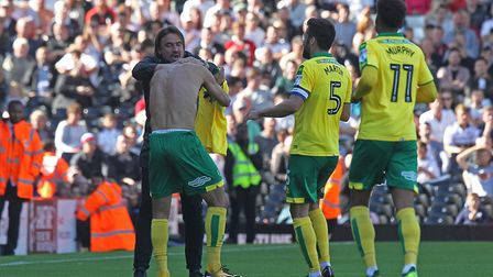 Nelson Oliveira has lifted the lid on his troublesome spell in Norfolk that included a public fall-o