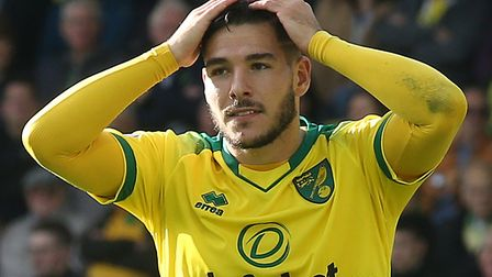 It's been such a frustrating spell for Norwich City, in spite of Emi Buendia's quite superb form Pic