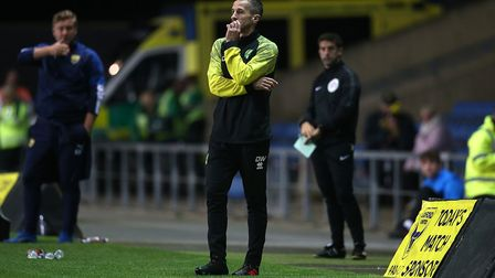 Norwich City Under 23 coach David Wright saw his team claim a 4-3 victory against Middlesbrough on M