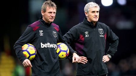 Stuart Pearce is also set to join Alan Irvine in assisting David Moyes at West Ham, just as the pair