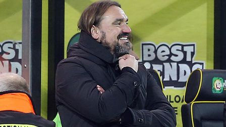 Daniel Farke's instant reaction to another VAR over-rule for Crystal Palace's late equaliser said it