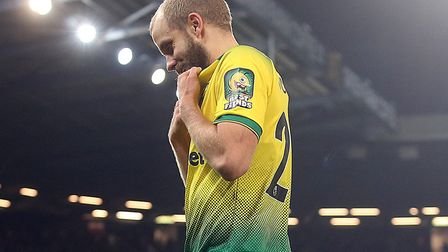 City could look to strengthen their forward line to lighten Teemu Pukki's load. Picture: Paul Cheste