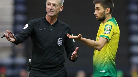 Mo Leitner could be a late transfer window departure at Norwich City Picture: Paul Chesterton/Focus