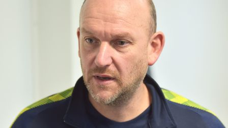 Norwich City academy manager Steve Weaver has spoken about the loan system. Picture: Sonya Duncan/Ar