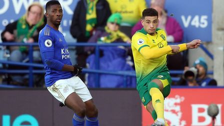 Norwich City defender Ben Godfrey is out until February after suffering an LCL tear to his right kne