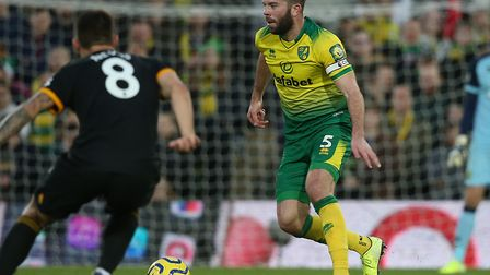 Grant Hanley hopes to have shaken off his recent injury problems. Picture: Paul Chesterton/Focus Ima
