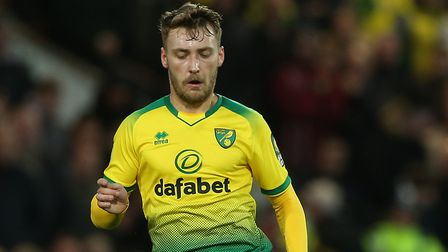 Tom Trybull believes Norwich City can convert their good form into points against Aston Villa. Pictu