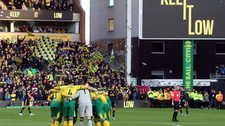 Norwich City take on Crystal Palace at Carrow Road this evening Picture: Paul Chesterton/Focus Image