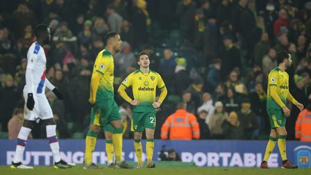 More dejection for Norwich players as home points slip away again Picture: Paul Chesterton/Focus Ima