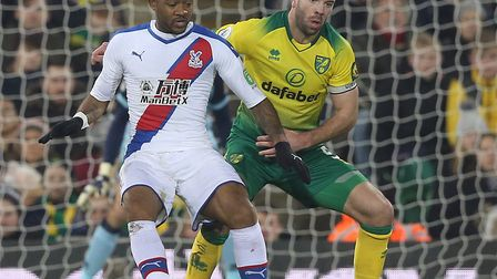 Grant Hanley played a full part in the Premier League over the festive period but Daniel Farke would