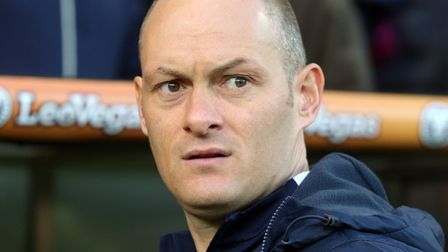 Preston North End manager Alex Neil faces his old club at Deepdale Picture: Paul Chesterton/Focus Im
