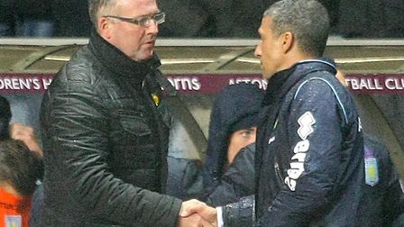 Former Norwich City bosses Paul Lambert and Chris Hughton have been named in the top 10 worst Premie