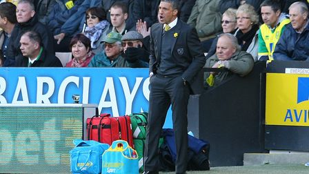 Chris Hughton led the Canaries to their highest Premier League finish since 1992/93, but supporters