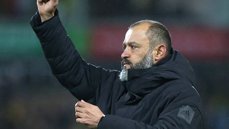Wolves' chief Nuno Espirito Santo felt his side were lucky to get back into the game after Norwich C