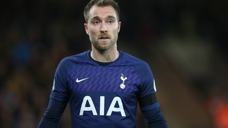 Christian Eriksen started his first Premier League game in nine matches, and stuck the equaliser in